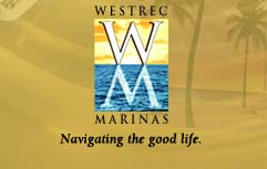 Westrec Marinas Logo ~ Negotiating the good life